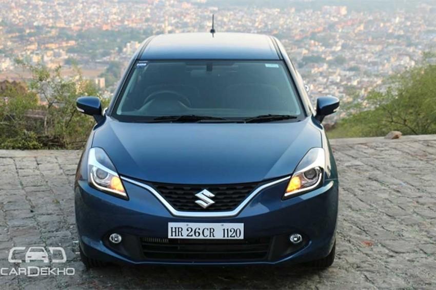 Maruti Suzuki Registers 9.5 Per Cent Growth Despite Dipping Ciaz Sales