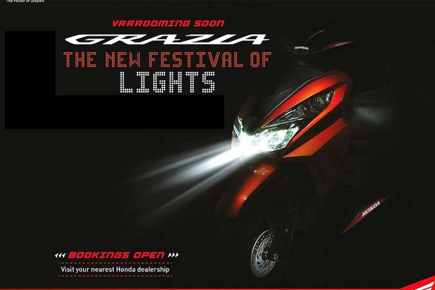 Honda To Launch The Grazia On November 8