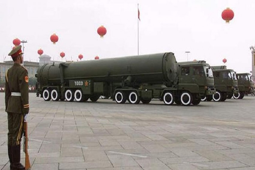 China's Next-Generation Multi-Nuclear Missile May Be Inducted Into PLA Next Year