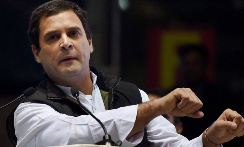 Congress Working Committee Nod To Election Schedule, Paves Way For Rahul's Elevation