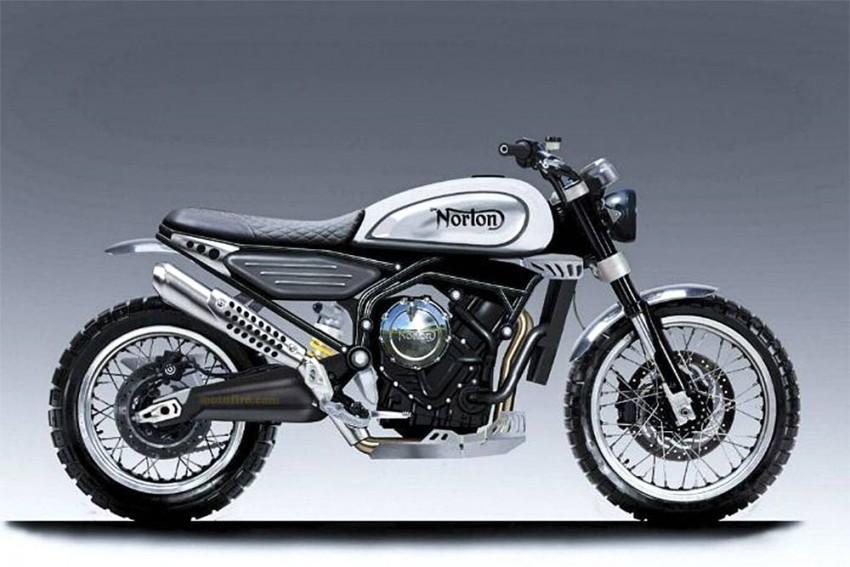 Norton 650 In The Works