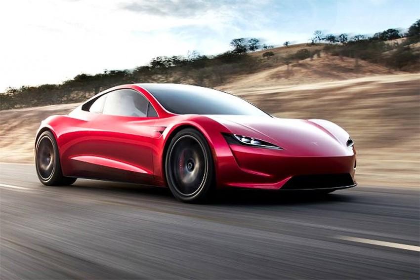Surprise, Surprise! New Tesla Roadster Revealed