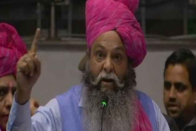 <em>Padmavati</em> Row: NCW Asks Haryana DGP To Take Action Against BJP's Suraj Pal Amu