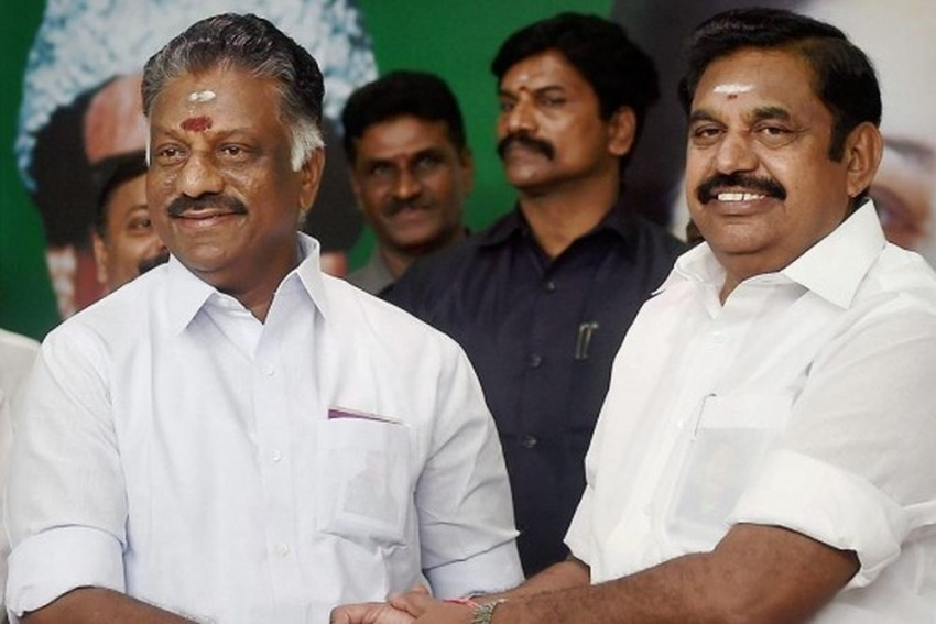 AIADMK Symbol Row: EC Allots Two-Leaves Symbol To EPS-OPS Group