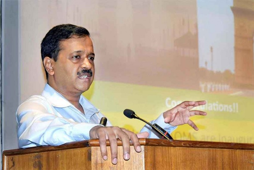 It's 'Modi Versus People Of India', Says Kejriwal At Event Attended By Arun Shourie