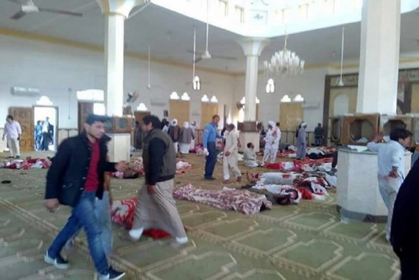 Egypt Mosque Attack: At Least 235 Killed, More Than 109 Injured In North Sinai