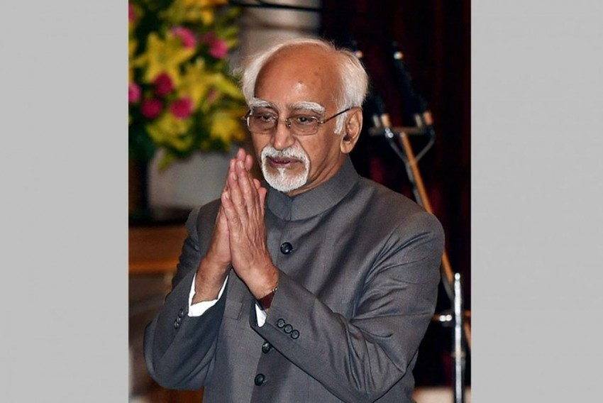 Any Erosion In Secular Functioning Of State Is Detrimental To Objectives Of Constitution: Former VP Hamid Ansari