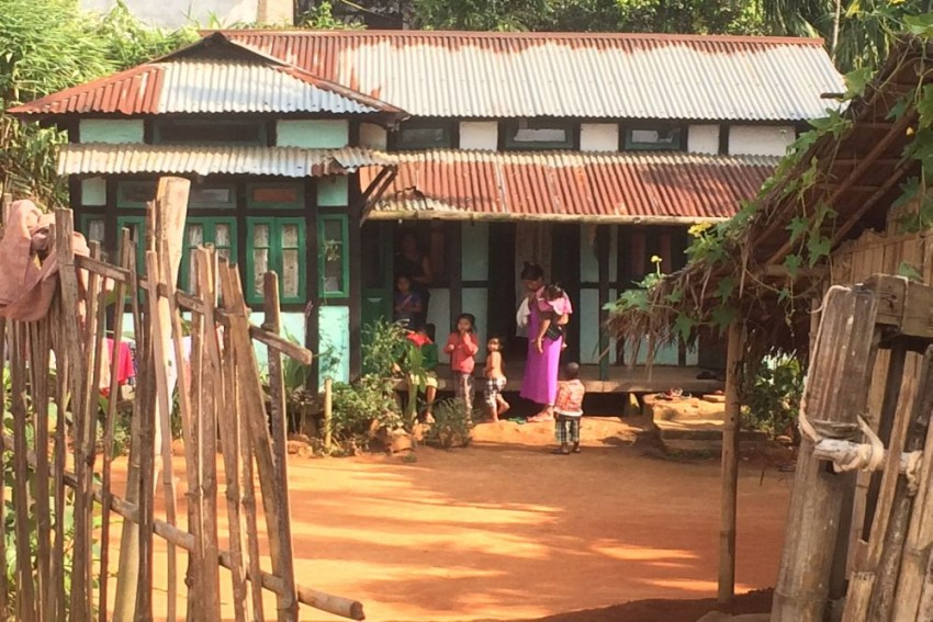 This Meghalaya Village Has 'Smart Classrooms', Access To Clean Water And Toilets