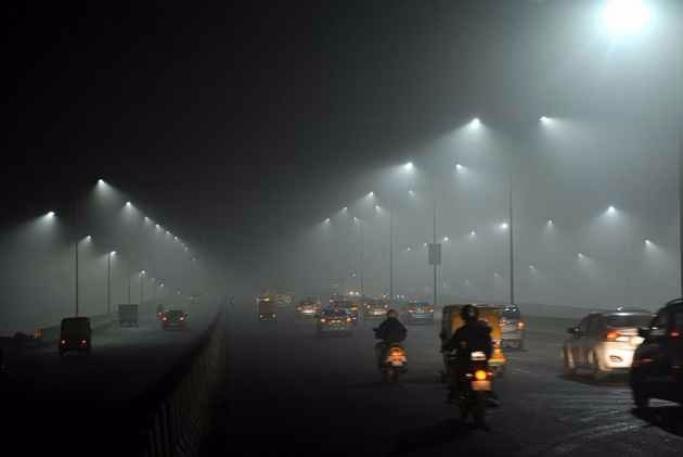 Pollution On The Rise In Delhi As Wind Speed Falls, Further Spike Expected