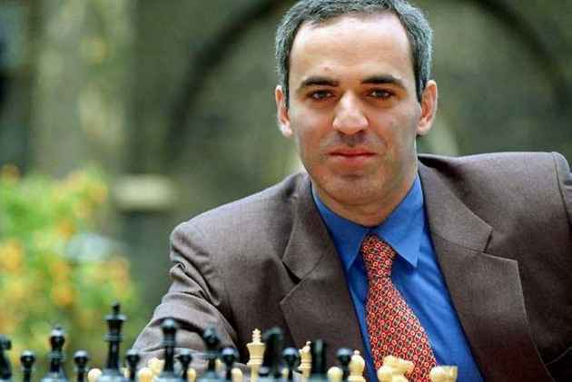 Kasparov's Twitter Reply To India's Request For Game-Winning Strategy Is A Winner