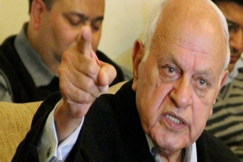 Farooq Abdullah Expresses Concern Over 'Worsening Security Situation' In J&K