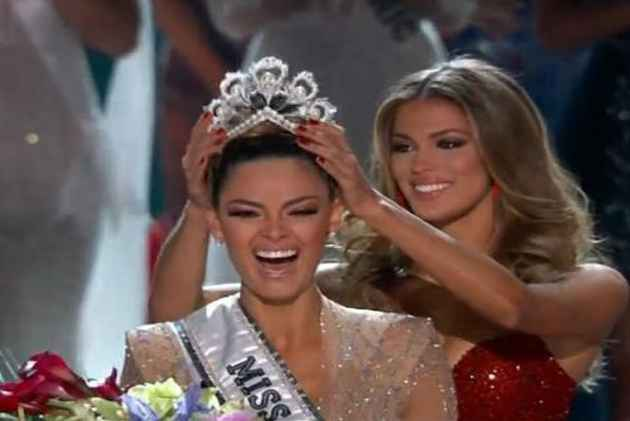 South Africa's Demi-Leigh Nel-Peters Crowned Miss Universe 2017