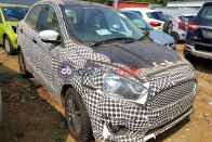 Ford Figo Facelift In The Works