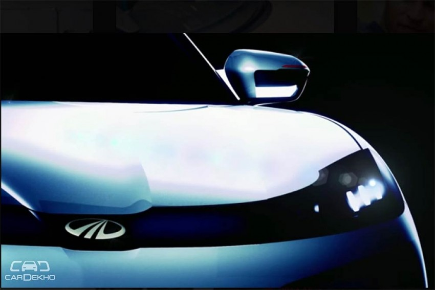 New, 'Expensive' Mahindra Electric Vehicle Under Development