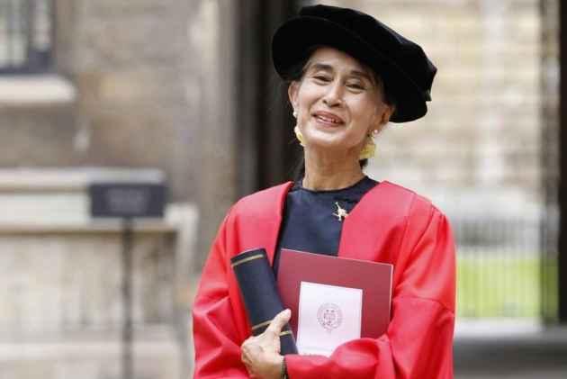 Aung San Suu Kyi Stripped Of Freedom Of Oxford Award Over Rohingya Crisis