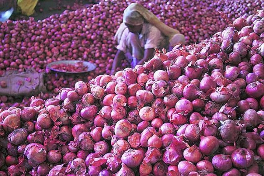 Onion Prices Soar To Rs 80 Per Kg In Delhi Due To Tight Supply