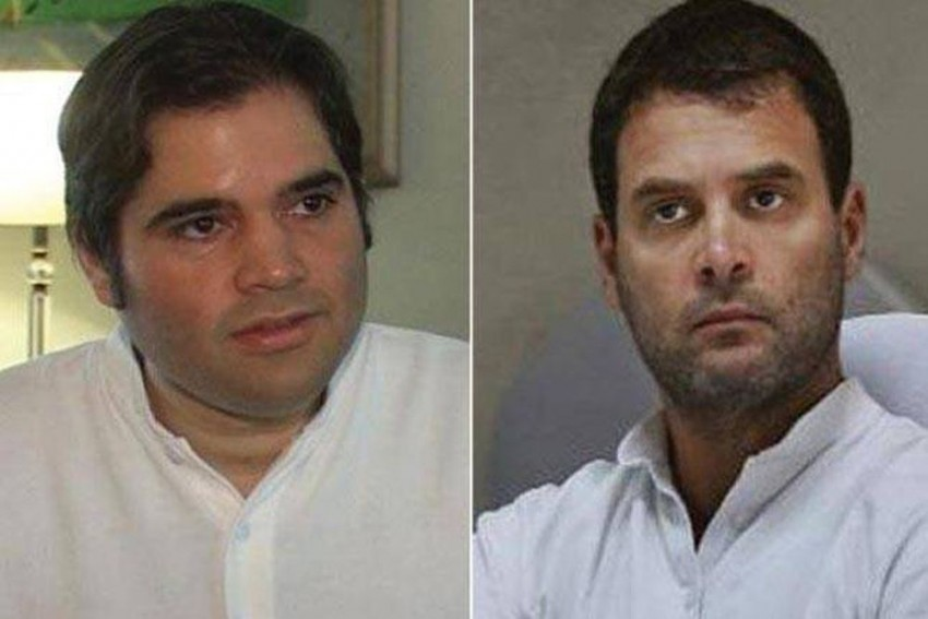 Varun Gandhi May Ditch BJP To Join Cousin Rahul's Congress: Reports