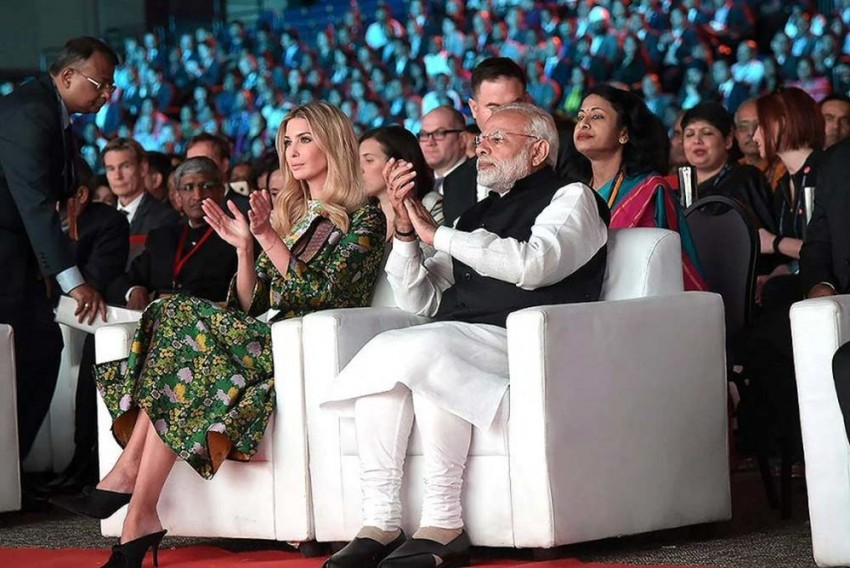 PM Modi Belittled Dignity Of His Office By Hosting Ivanka Trump: Congress