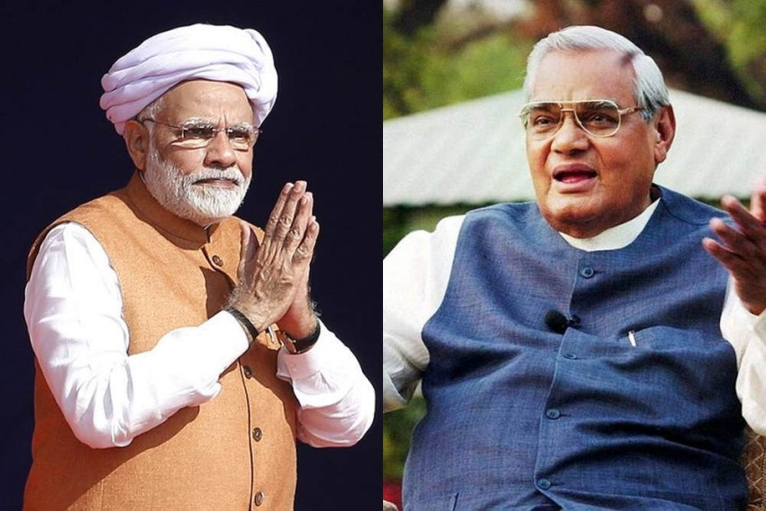 Atal Bihari Vajpayee And Modi Share Similar DNA: Union Minister Harsh Vardhan
