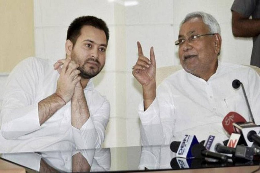 Naturally, Law And Order Situation In Bihar Will Be Bad Because CM Is Accused In Murder Case: Tejashwi Yadav