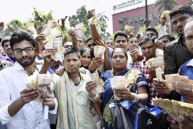 No Criminal Action Would Be Taken On Petitioners Holding Banned Rs 500, Rs 1000 Notes: Centre Tells SC
