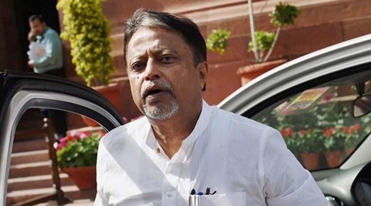 Ex-Trinamool Congress Member, Mukul Roy, Joins BJP
