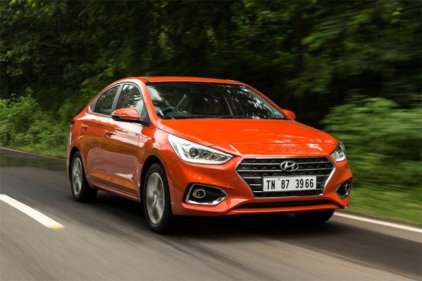 Hyundai Verna Clocks 20,000 Bookings