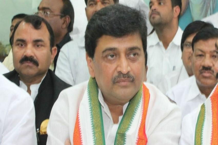 Ashok Chavan Says 'Shehzad Poonawalla Not A True Congressmen'
