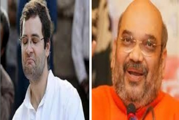 I Wouldn't Call Rahul A <em>Ladka</em>, Says Amit Shah About Congress VP Who Is 6 Years His Junior