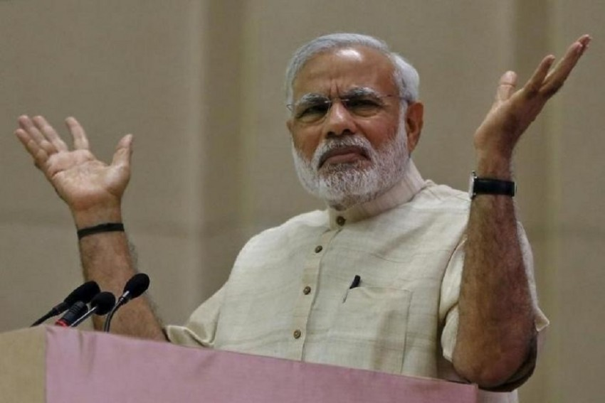 PM Modi Violated Protocol By Hosting Dinner For Ivanka, Says Congress