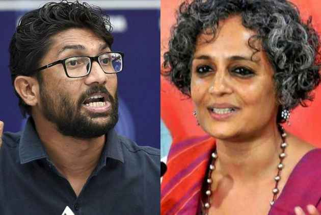 Arundhati Roy Donates Rs 3,00,000 To Jignesh Mevani Movement, Says She Is 'One Of His Many Supporters'