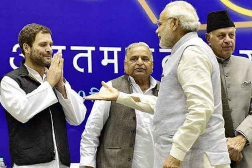 PM Modi A 'Terrific Actor', He Will Cry For Everything But Not For Farmers: Rahul Gandhi In Gujarat