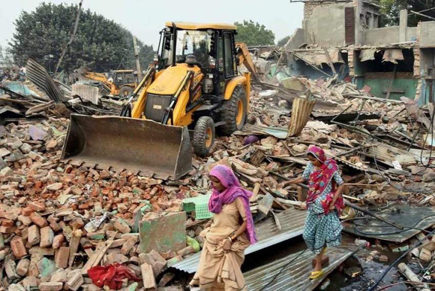Kathputli Colony Demolition: 1300 Families Shifted To Transit Camp, Says DDA
