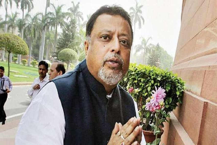 'Those Who Want Change Should Join BJP,' Says Mukul Roy
