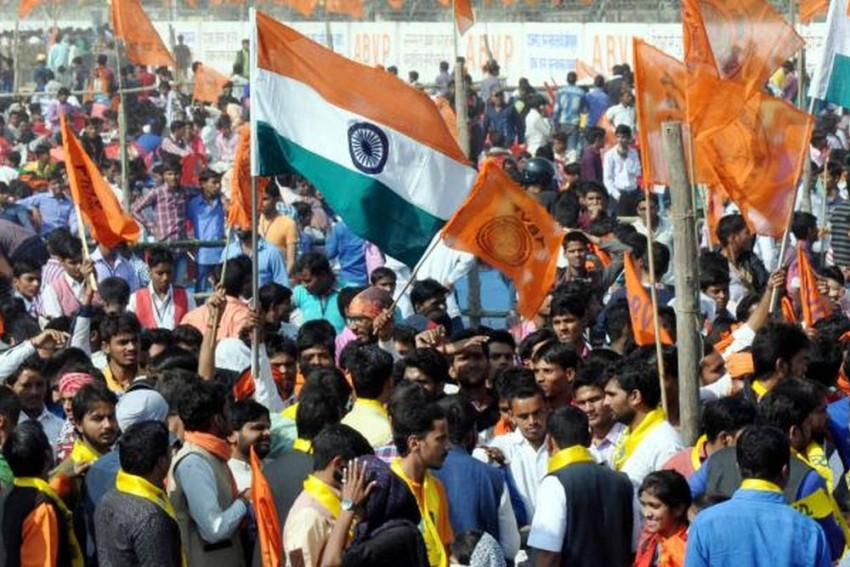After Gap Of Four Years, ABVP Forms Unit In Jamia Milia University