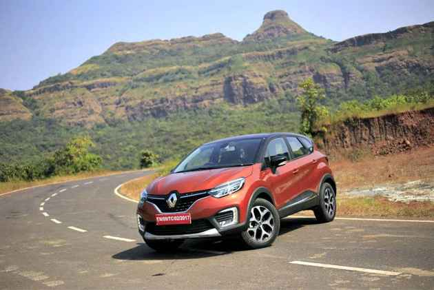 Renault Captur: Variants Explained