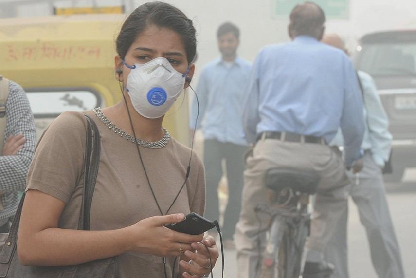 Delhi Pollution Pollution Delhi