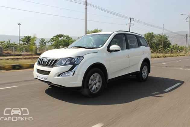 Mahindra XUV500 Petrol Launching Soon