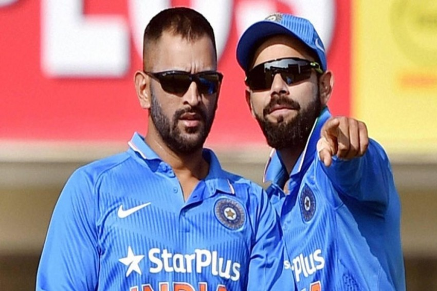 M.S. Dhoni Is Fit, Don't Understand Why People Are Pointing Him Out: Virat Kohli