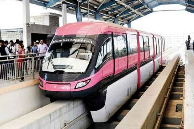 Mumbai: Fire In Monorail Train, No Casualties Reported, But Services Shut