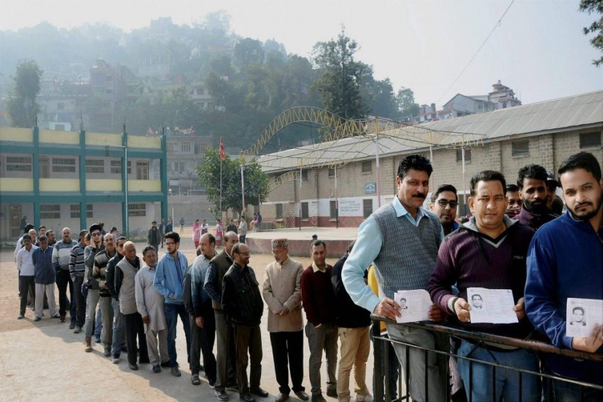 At 74%, Himachal Pradesh Records Its Highest Voter Turnout