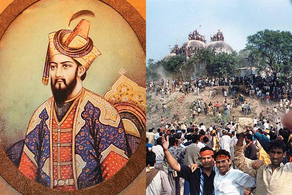 Tracing The History Of Babri Masjid