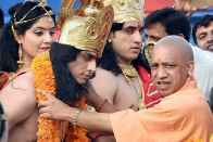 Do You Want Ram Temple In Ayodhya Or Not? Yogi Adityanath Asks Rahul Gandhi To Clear Stand