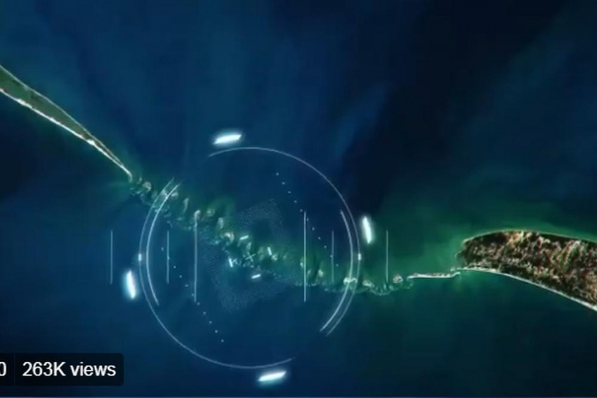 Is Ram Setu, The Land Bridge Connecting India And Sri Lanka, Manmade? Science Channel Says Yes
