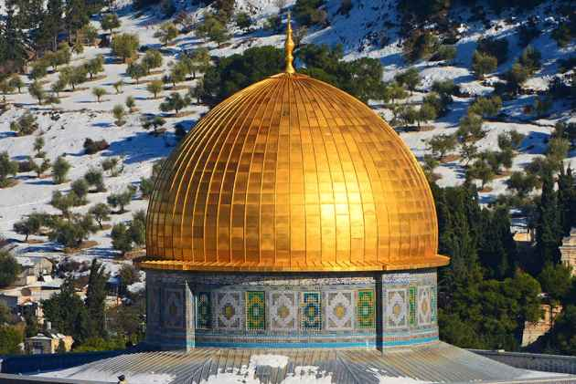 Jerusalem: The Judeo-Christian Project