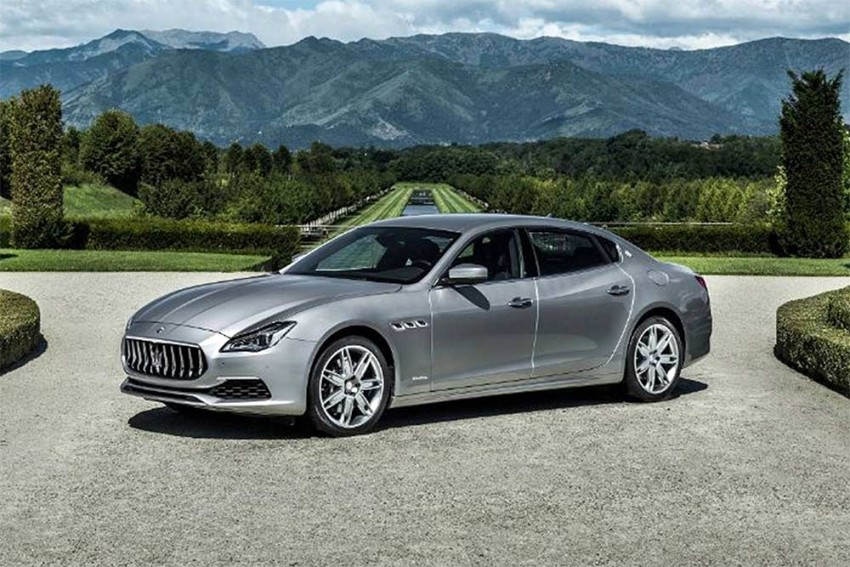 2018 Maserati Quattroporte GTS Launched At Rs 2.7 Crore