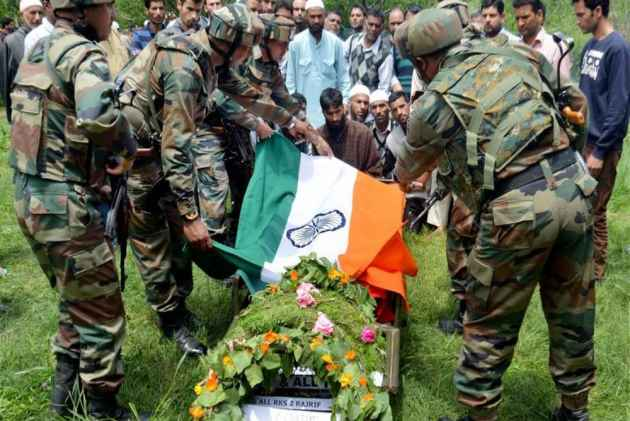 No Term Like 'Martyr' Or 'Shaheed' In Army Or Police: Defence, Home Ministries