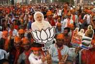 BJP MP Predicts Defeat In Gujarat Elections, Says Muslim Population Unhappy