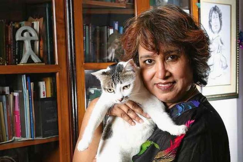 Religious Minorities Better In India Than In Pakistan And Bangladesh: Taslima Nasreen