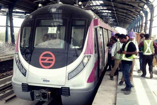 Delhi Metro's Christmas Gift: PM Modi To Launch Driverless Magenta